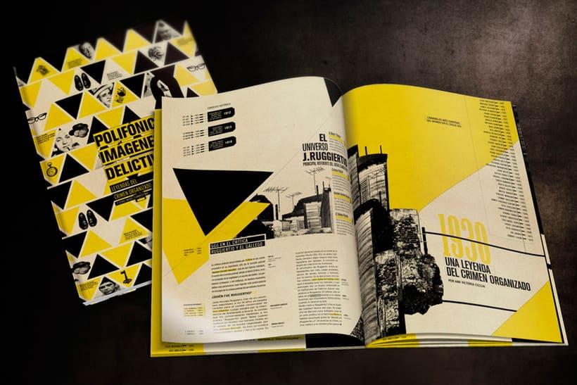 Magazine: Polifónicas Imágenes Delictivas  0