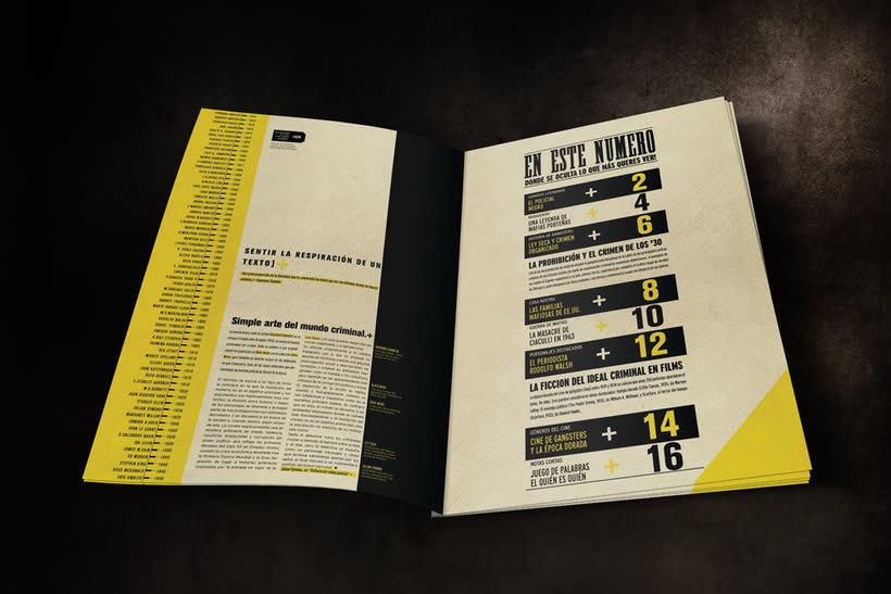 Magazine: Polifónicas Imágenes Delictivas  2