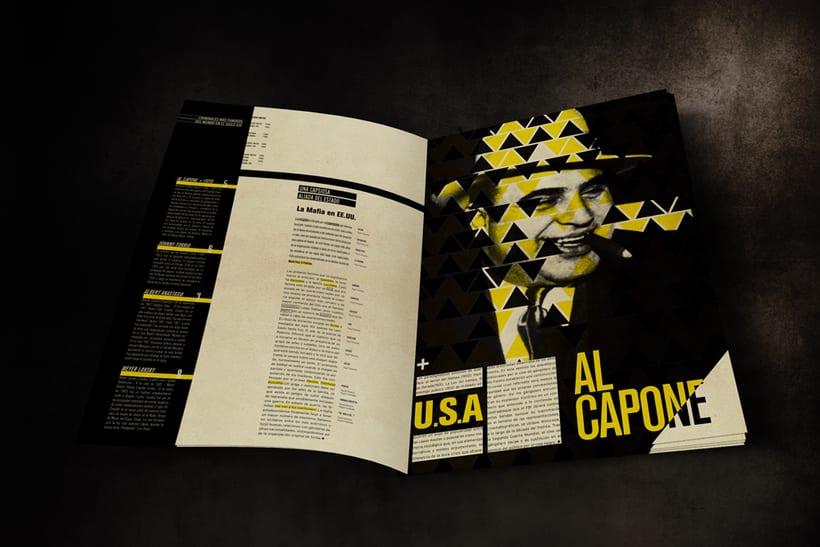 Magazine: Polifónicas Imágenes Delictivas  4