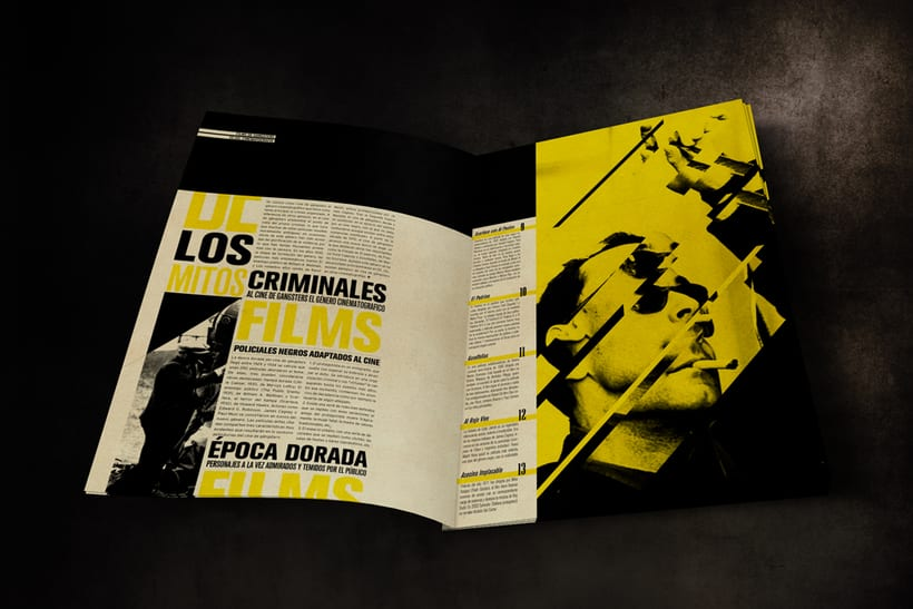 Magazine: Polifónicas Imágenes Delictivas  5