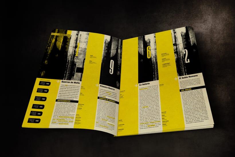 Magazine: Polifónicas Imágenes Delictivas  6