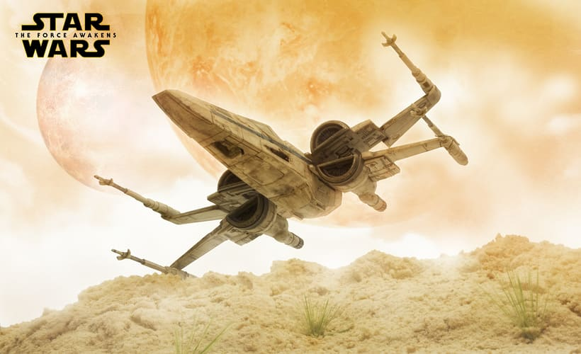 Lost X-Wing 0