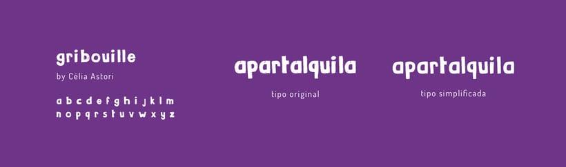 Logo para apartalquila.com (2014) 2