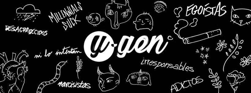 'Y-Gen', webserie (Trabajo de Fin de Grado)  0