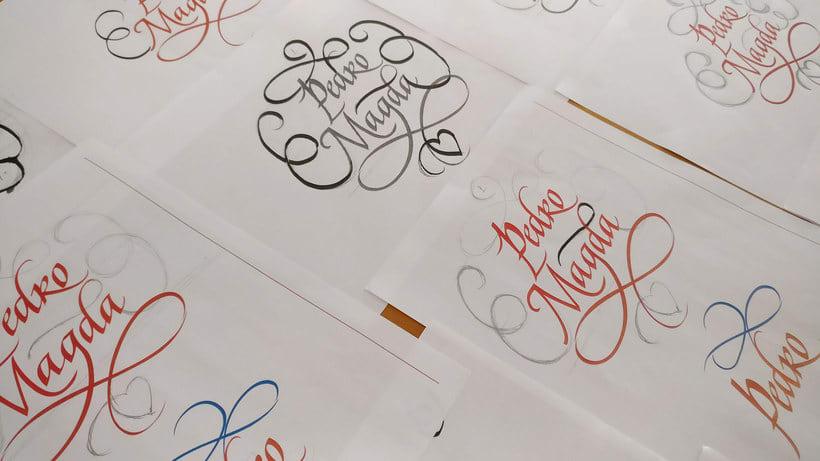Un Ex libris caligráfico, el regalo personalizado perfecto 7