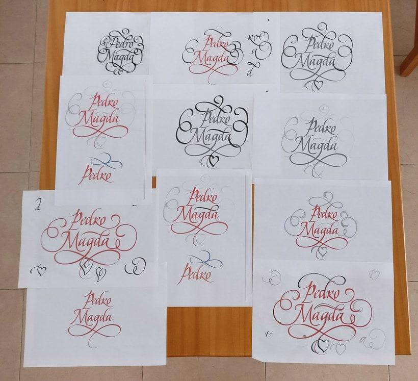 Un Ex libris caligráfico, el regalo personalizado perfecto 8