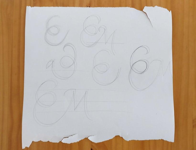 Un Ex libris caligráfico, el regalo personalizado perfecto 10