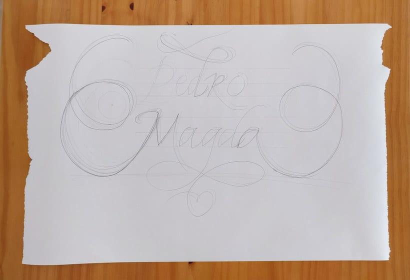 Un Ex libris caligráfico, el regalo personalizado perfecto 11