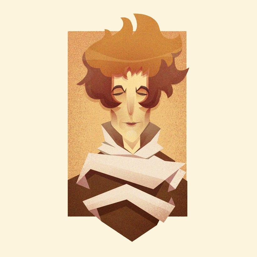 Rediseño de disco de Bob Dylan 3