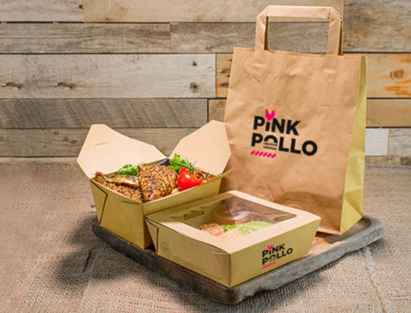 Pink Pollo, Creative Chicken 7