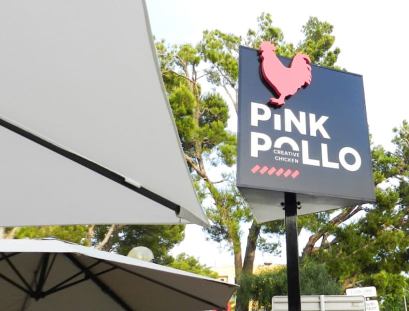 Pink Pollo, Creative Chicken 9