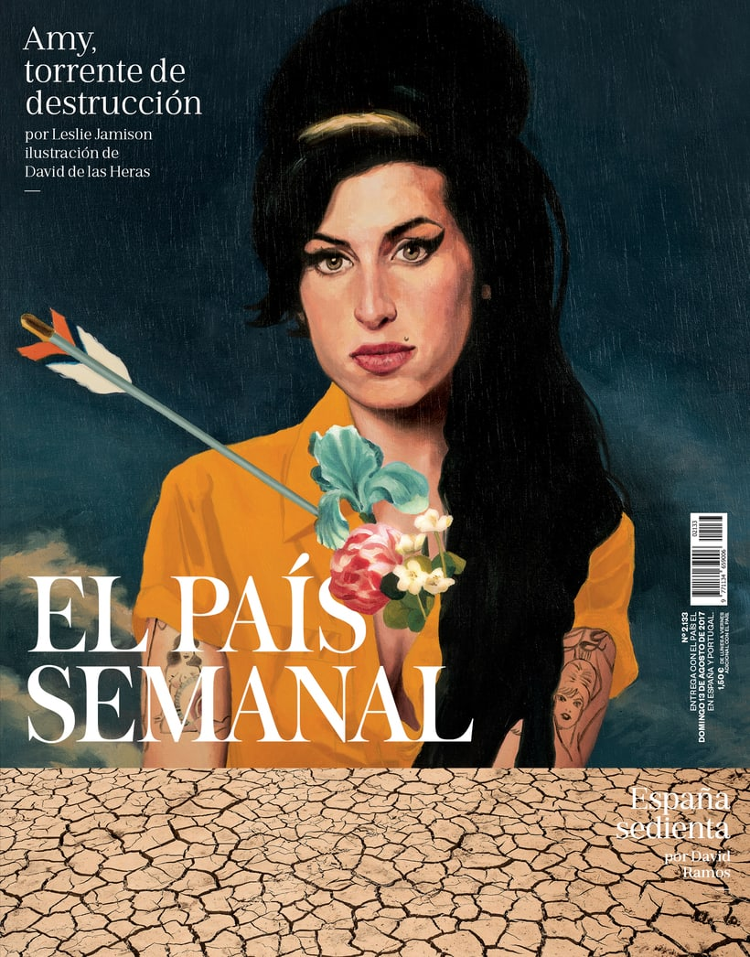 El País Semanal Amy Winehouse 0