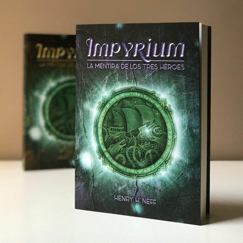 Impyrium - La Mentira de los Tres Heroes 4