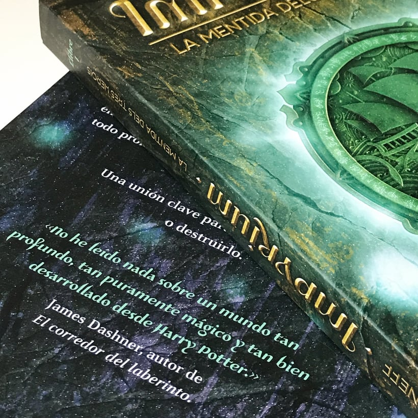 Impyrium - La Mentira de los Tres Heroes 5