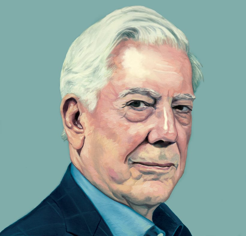 L'Obs Mario Vargas Llosa 0