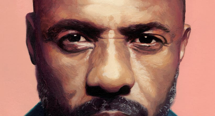 Idris Elba, Soho House Magazine 0