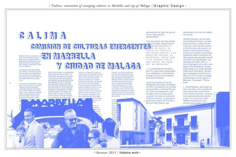 Comunicación web:      ETSAM, Carlos III y Feria del Libro de Madrid 6