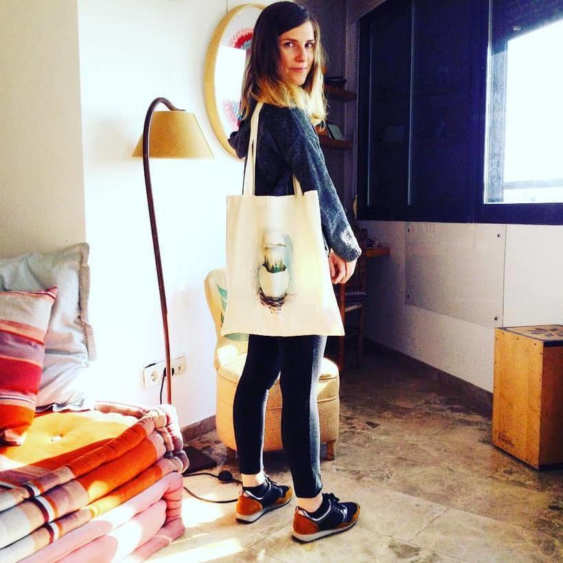 MADRE SALVAJE. Merchandising musical de Mireia Vilar 4
