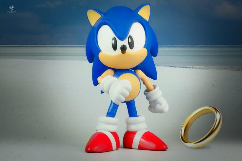 Sonic el erizo! -1