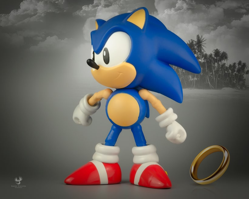 Sonic el erizo! 0