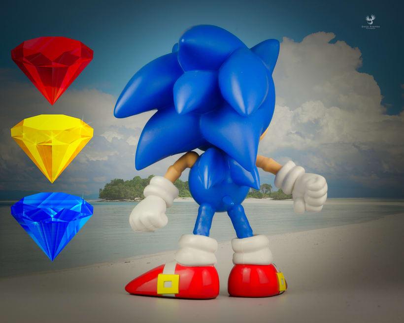 Sonic el erizo! 1