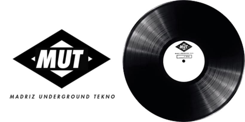 MUT Madriz Underground Tekno 1
