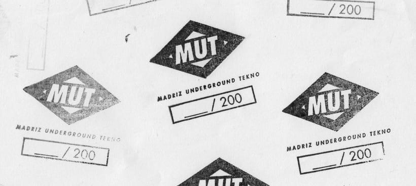 MUT Madriz Underground Tekno 0