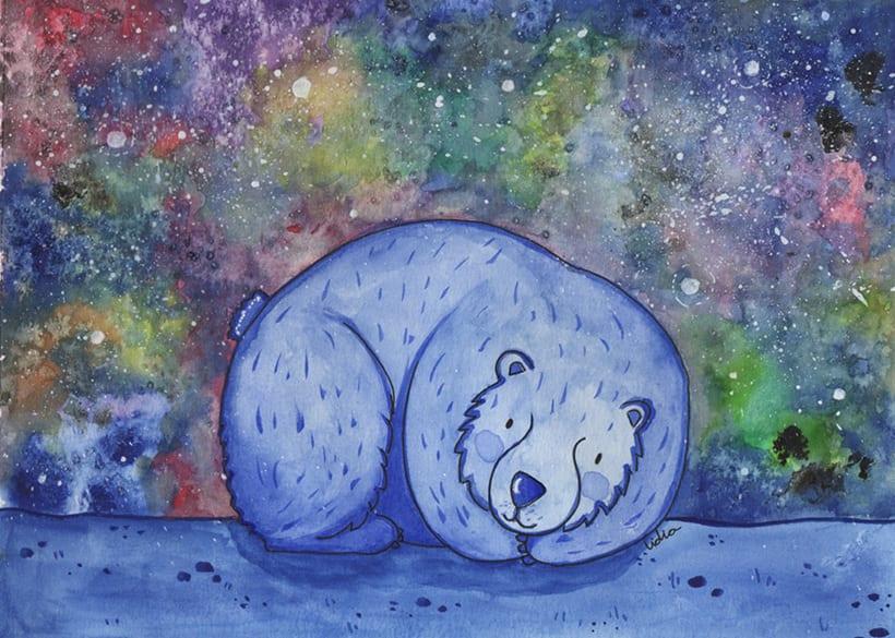 Noche en el Polo Norte -1