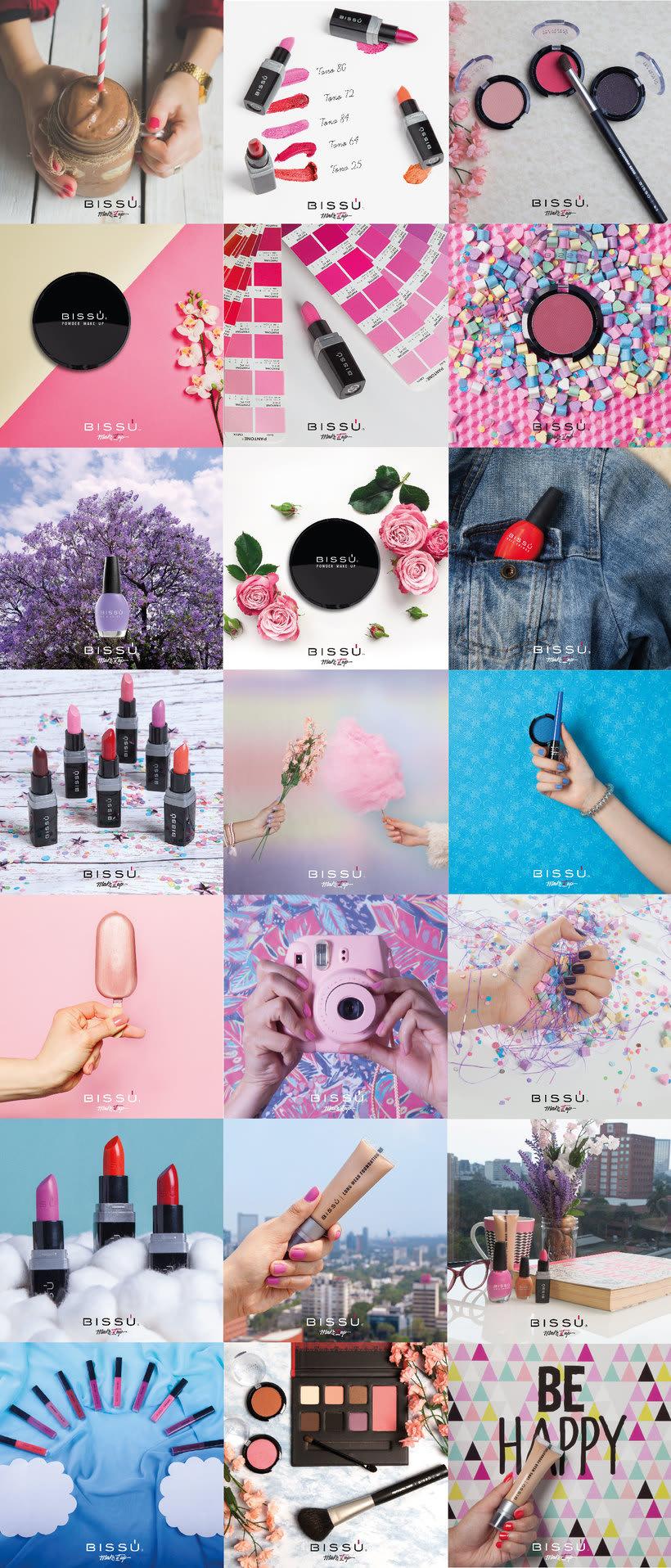 Mi Proyecto del curso: Bissú Cosmetics 0