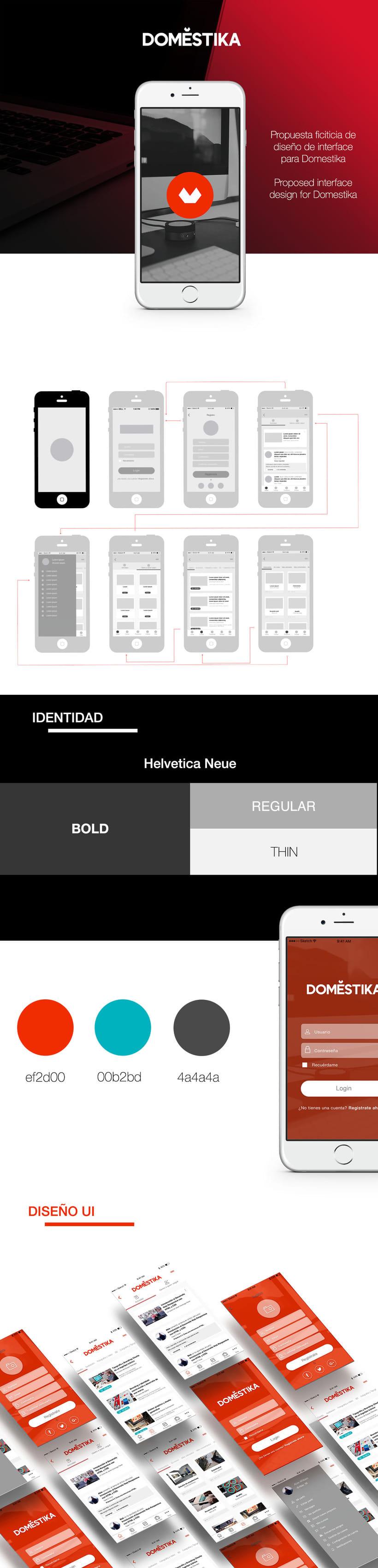 Domestika - Propuesta app mobile -1