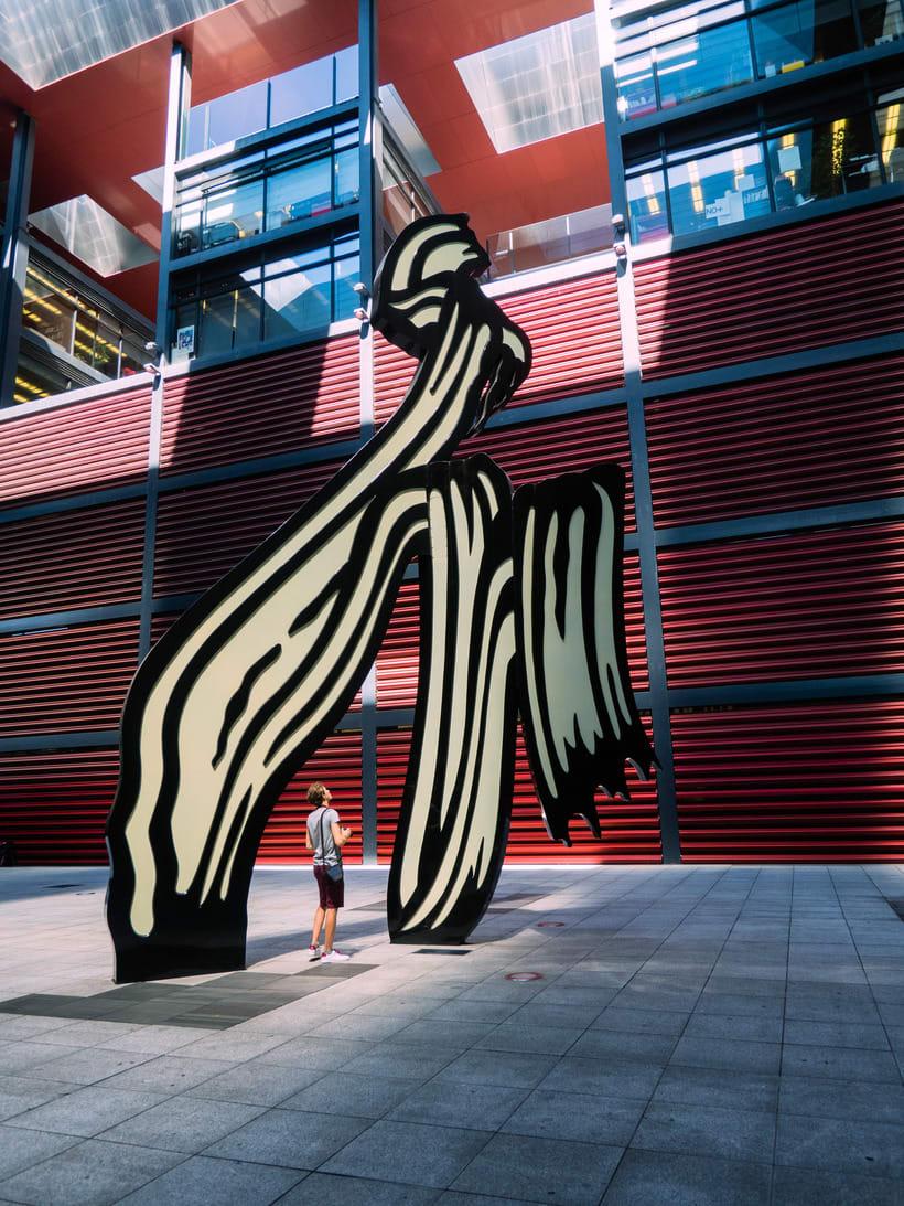 Mi Proyecto del curso: Museo Reina Sofía de Madrid 16