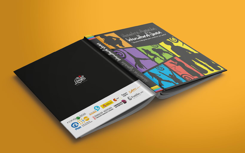 Desing Editorial- Youth Interculture - Agenda Joven. 2