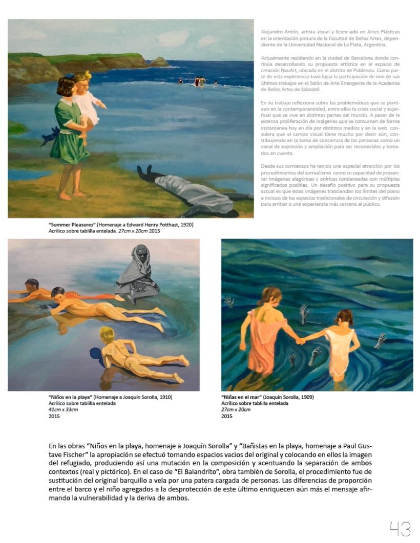 Flotante Mag / Diseño editorial / Diseñador: Luis Vargas Santa Cruz 3