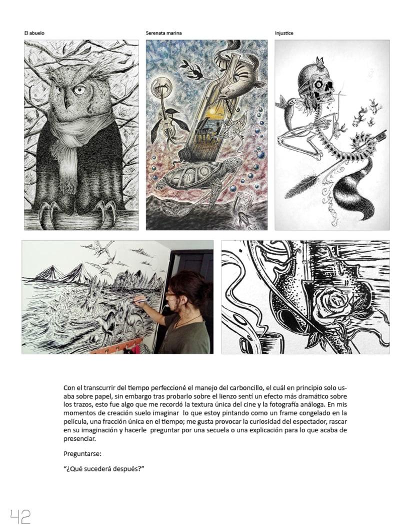 Flotante Mag / Diseño editorial / Diseñador: Luis Vargas Santa Cruz 2