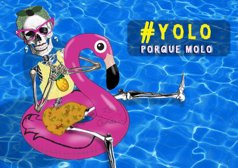 #YOLO porque MOLO :) 1