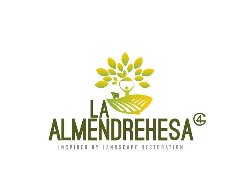 Identidada corporativa - La Almendrehesa 1