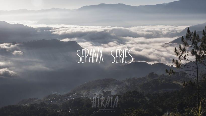 Sepanx Series 0