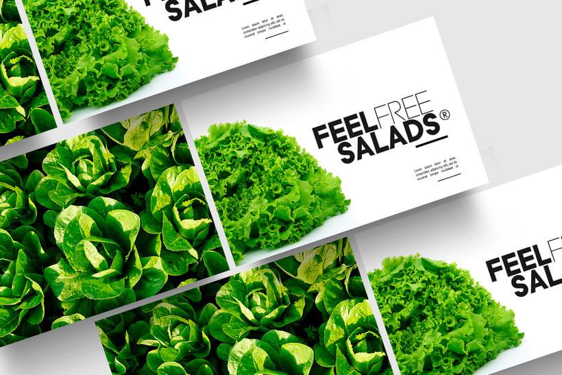 FEEL FREE SALADS 4