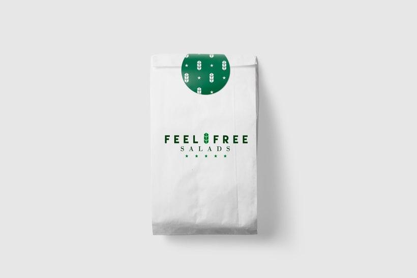 FEEL FREE SALADS 5