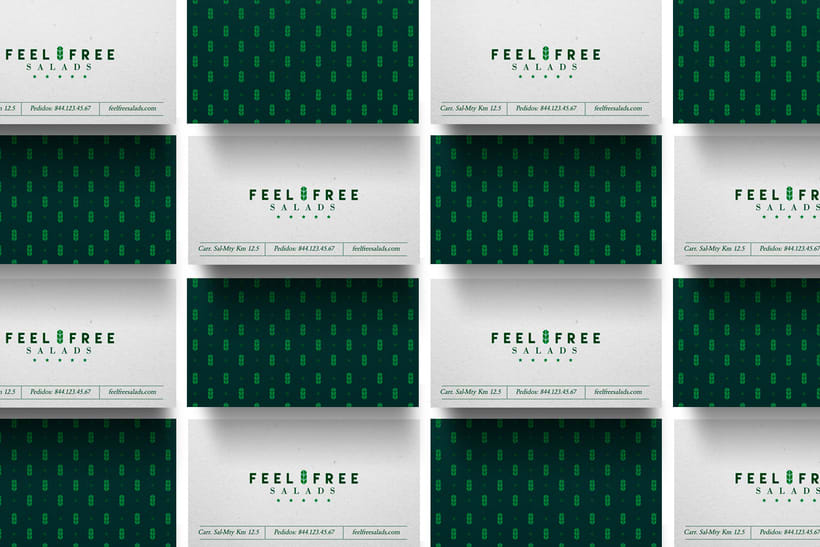 FEEL FREE SALADS 7