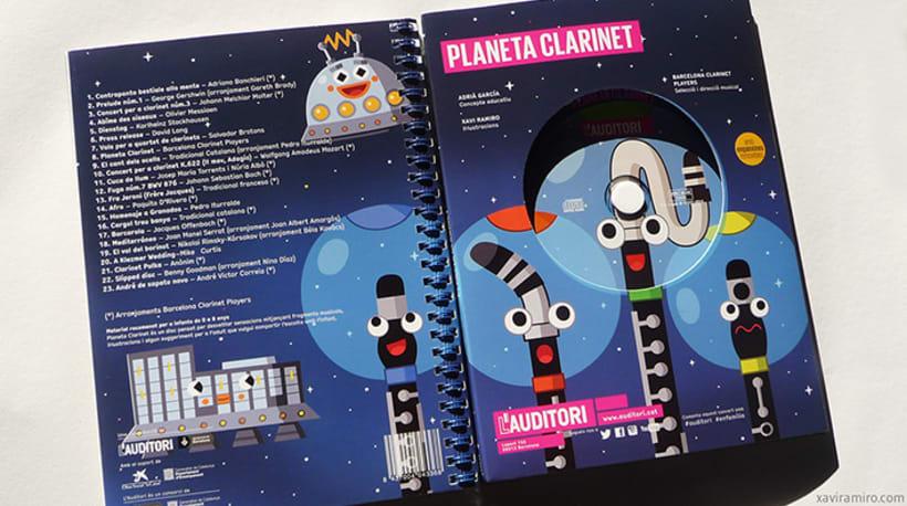 Planeta Clarinet 0