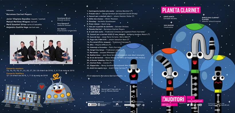Planeta Clarinet 12
