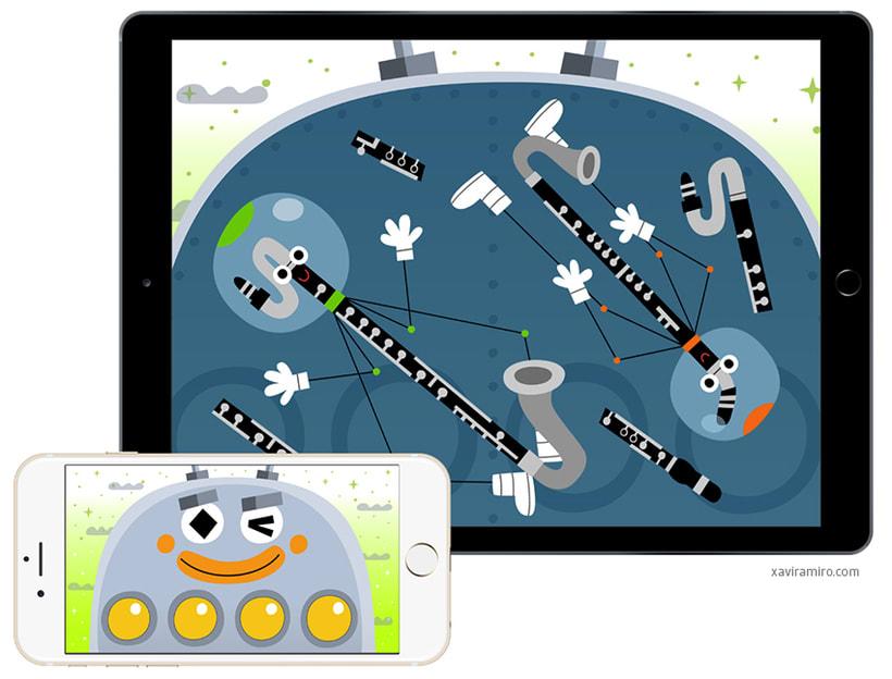 Planeta Clarinet App (iOs y Android) 0