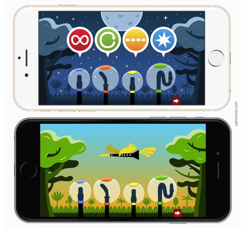 Planeta Clarinet App (iOs y Android) 1
