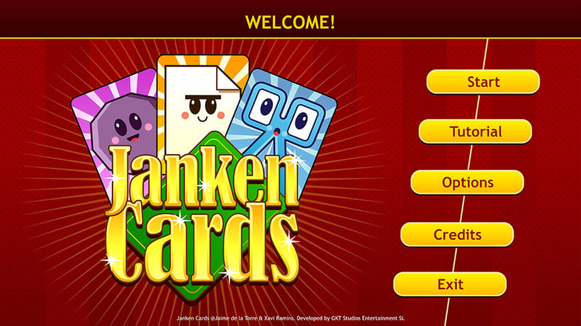 Janken Cards (Steam) 1
