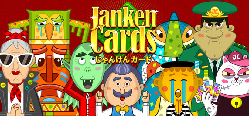 Janken Cards (Steam) 23