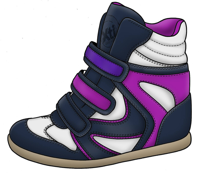 Designs for Xti Footwear and Refresh Shoes brands 0
