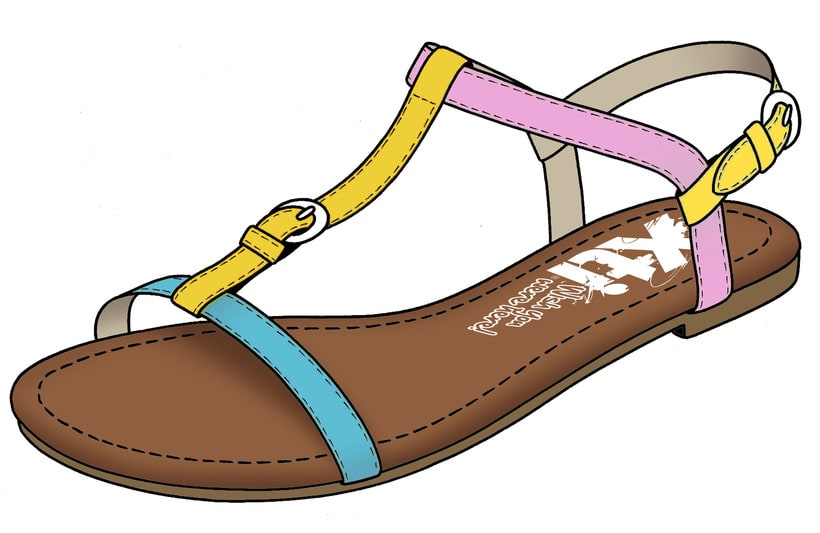 Designs for Xti Footwear and Refresh Shoes brands 1