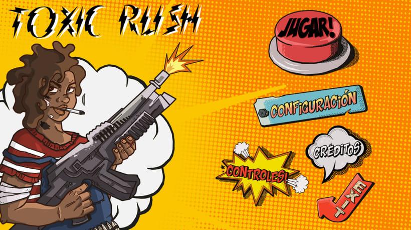 TOXIC RUSH - VIDEOGAME 6