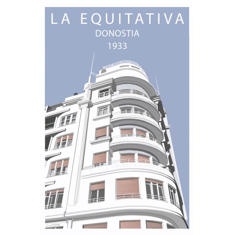"""""""LA EQUITATIVA""""- DONOSTIA -1"""